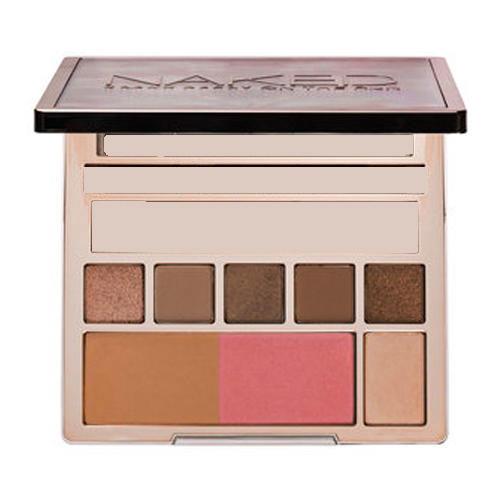 Urban Decay Naked On The Run Palette (Without Accessories)