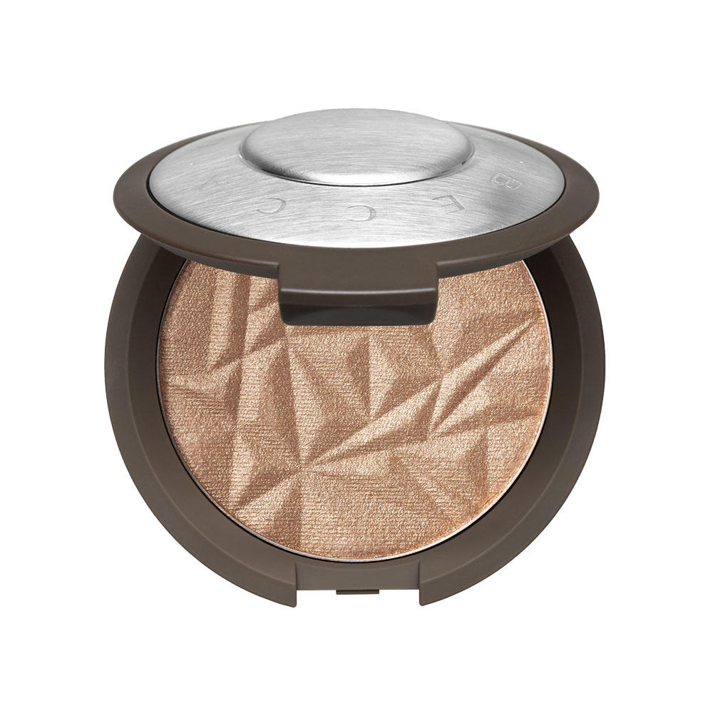 BECCA Shimmering Skin Perfector Pressed Bronzed Amber