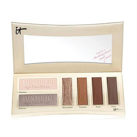 IT Cosmetics Superhero By Day Eyeshadow Palette
