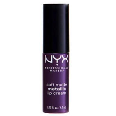 NYX Soft Metallic Lip Cream New Orleans Mini