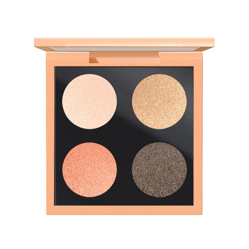 MAC Eyeshadow Quad Vibe Tribe Collection Call Of The Canyon