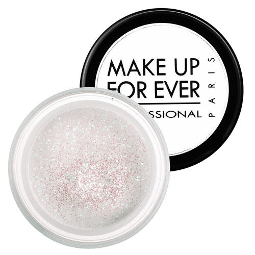 Makeup Forever Glitters Multicolored White 3