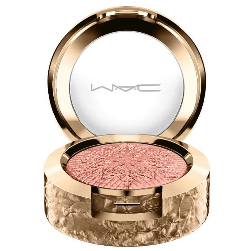 MAC Extra Dimension Eyeshadow Delicate Drift Snow Ball Collection
