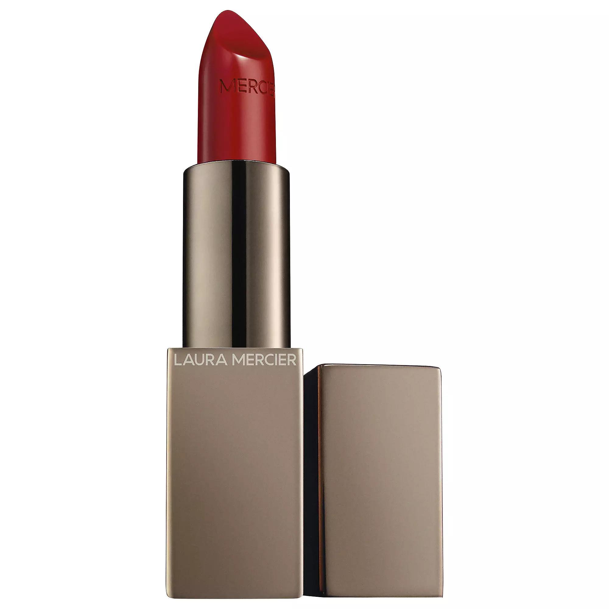 Laura Mercier Rouge Essentiel Silky Creme Lipstick Rouge Ultime Mini