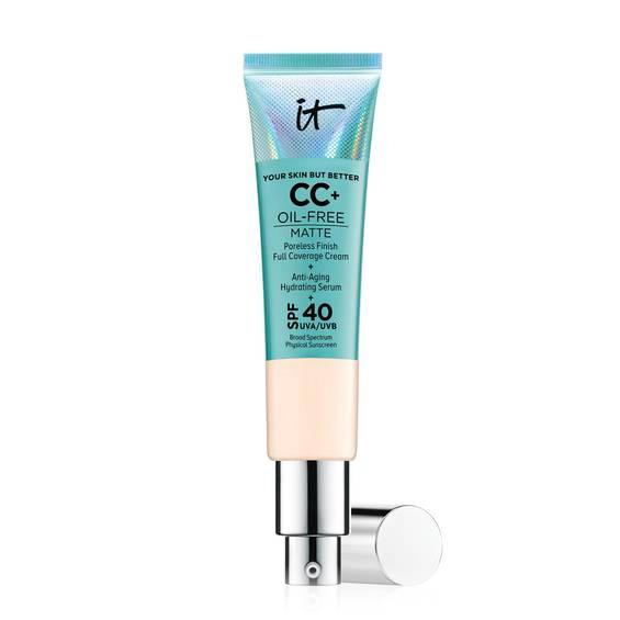 It Cosmetics Your Skin But Better CC+ Cream Oil-Free Matte Fair Light