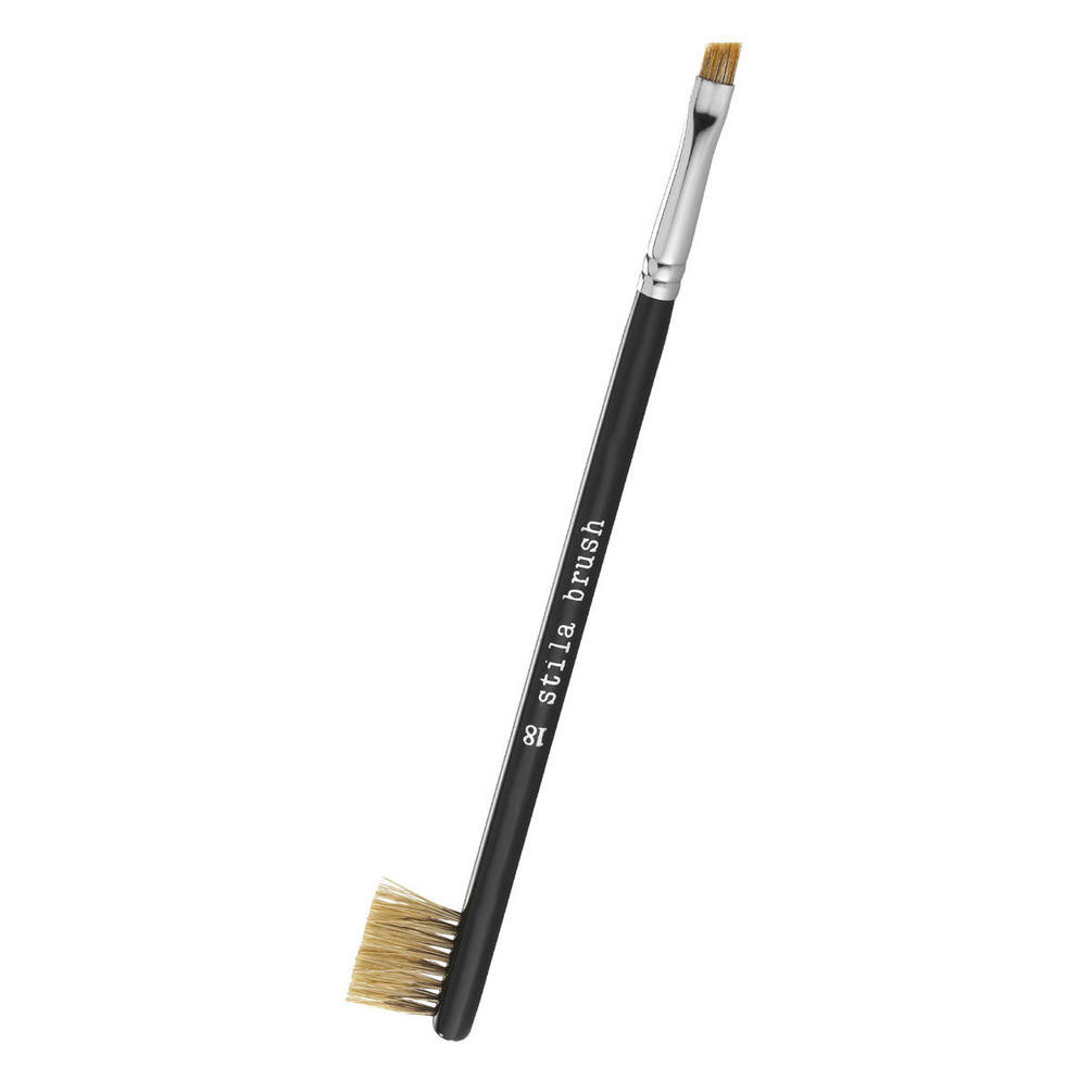 Stila Dual-Ended Brow Brush 18