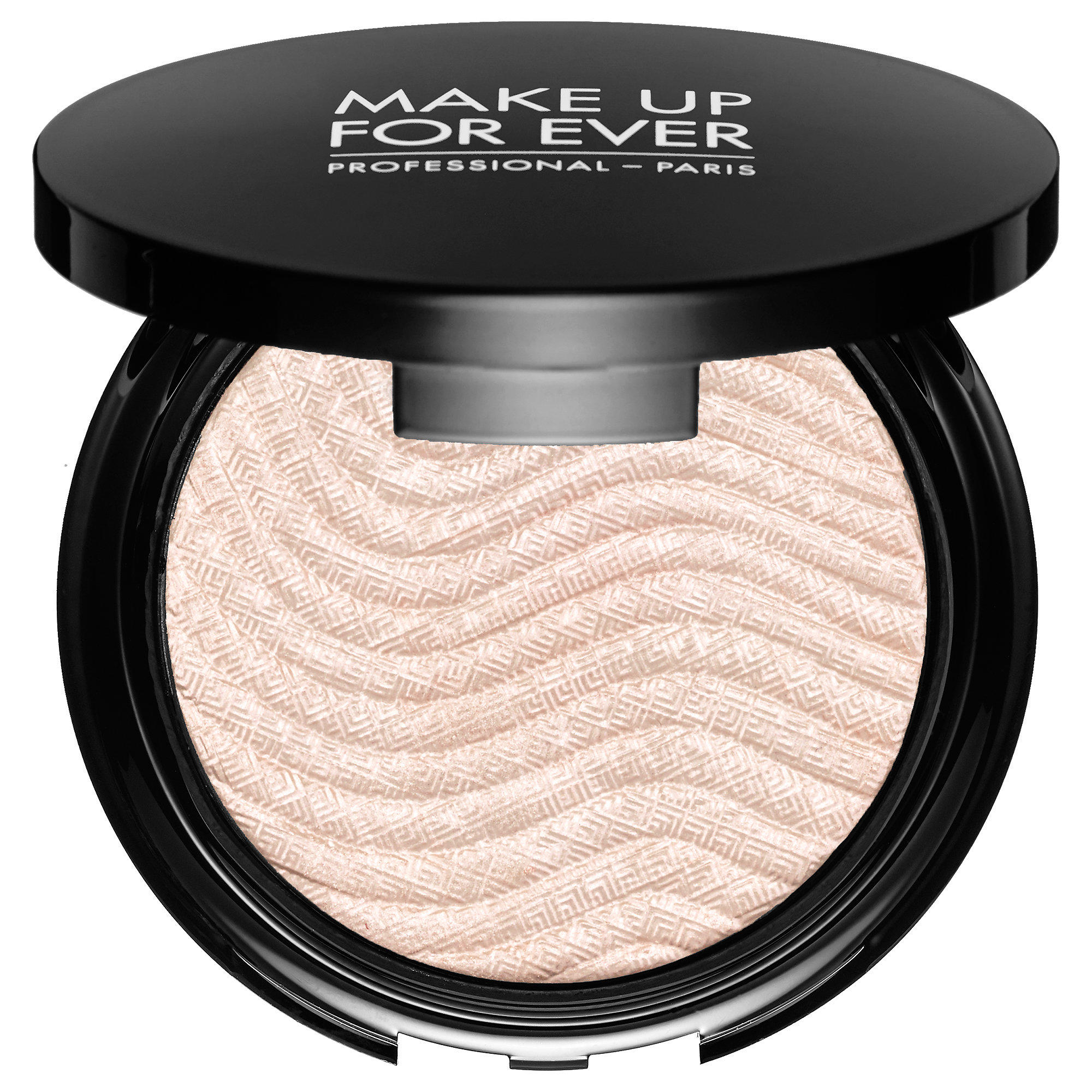 Makeup Forever Pro Light Fusion Highlighter Golden Pink 01