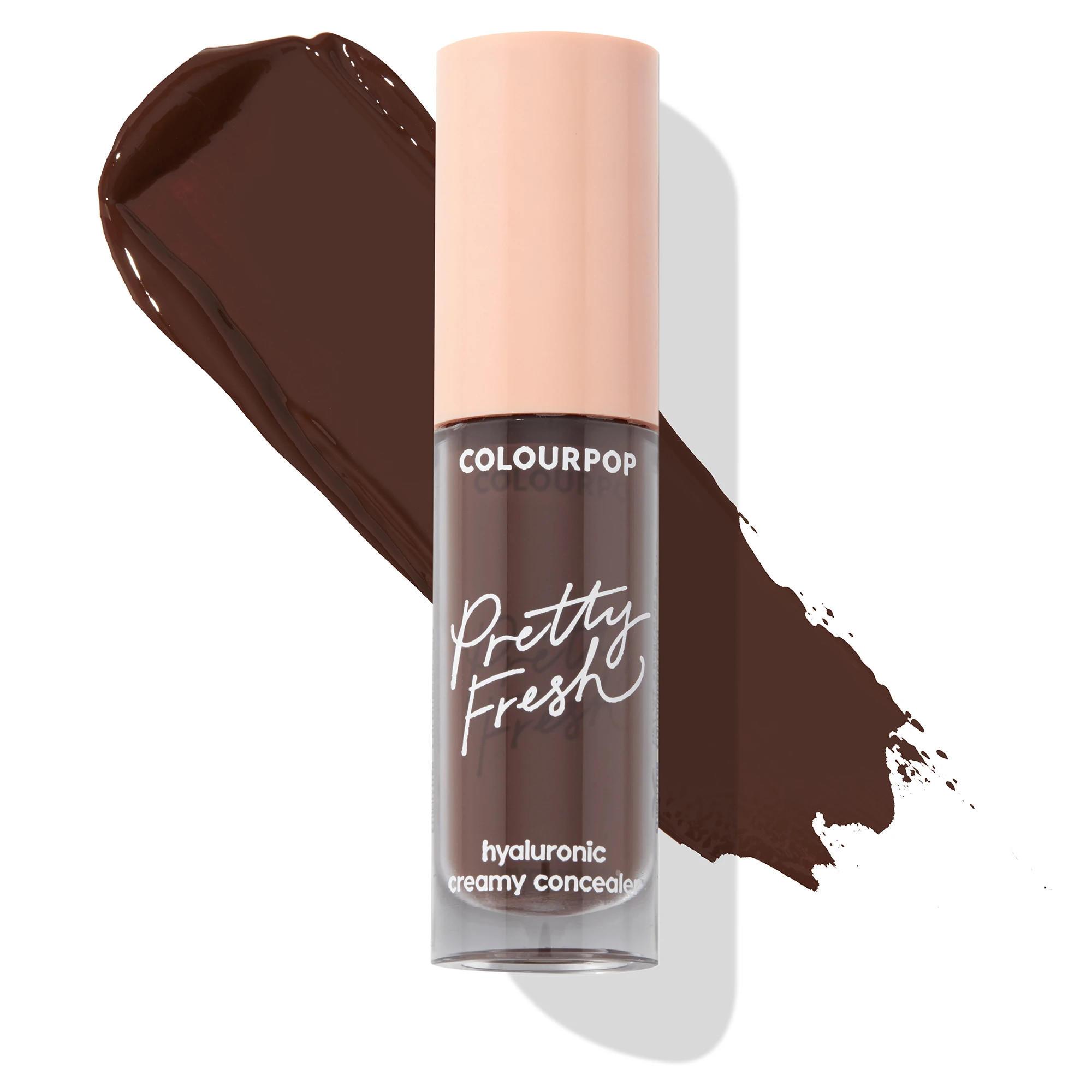 ColourPop Pretty Fresh Creamy Concealer Deep Dark 220 C