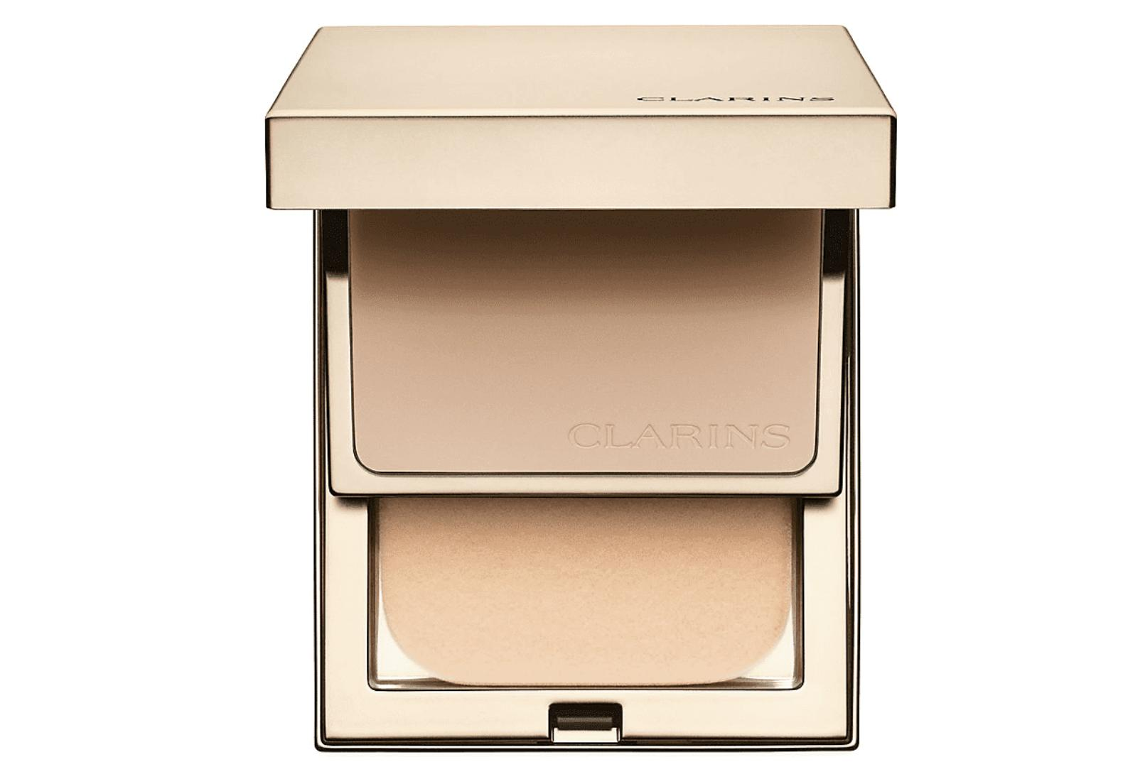 Clarins Everlasting Compact Foundation Honey 110