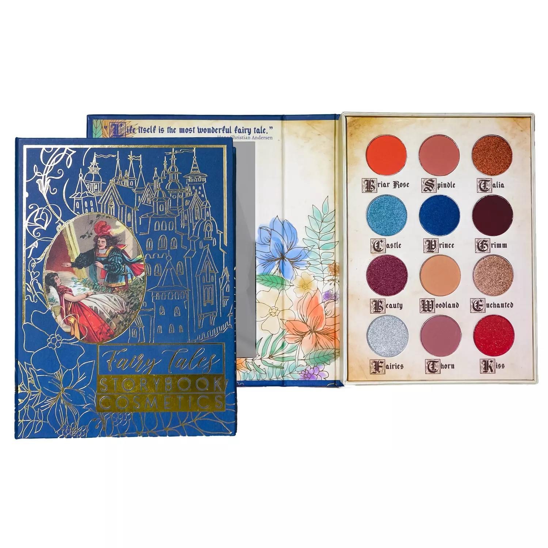 2nd Chance Storybook Cosmetics Little Briar Rose Eyeshadow Palette