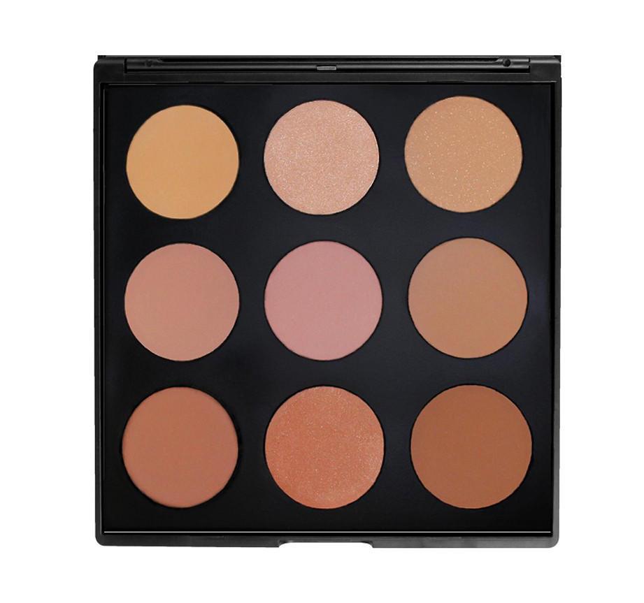 Morphe That Glow Blush / Bronzer Palette 9BZ