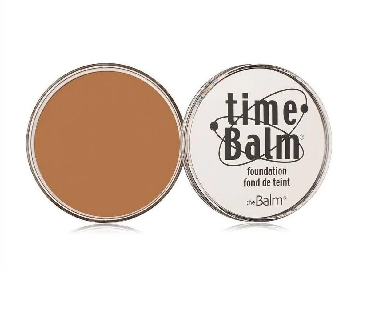 The Balm Time Balm Foundation Dark