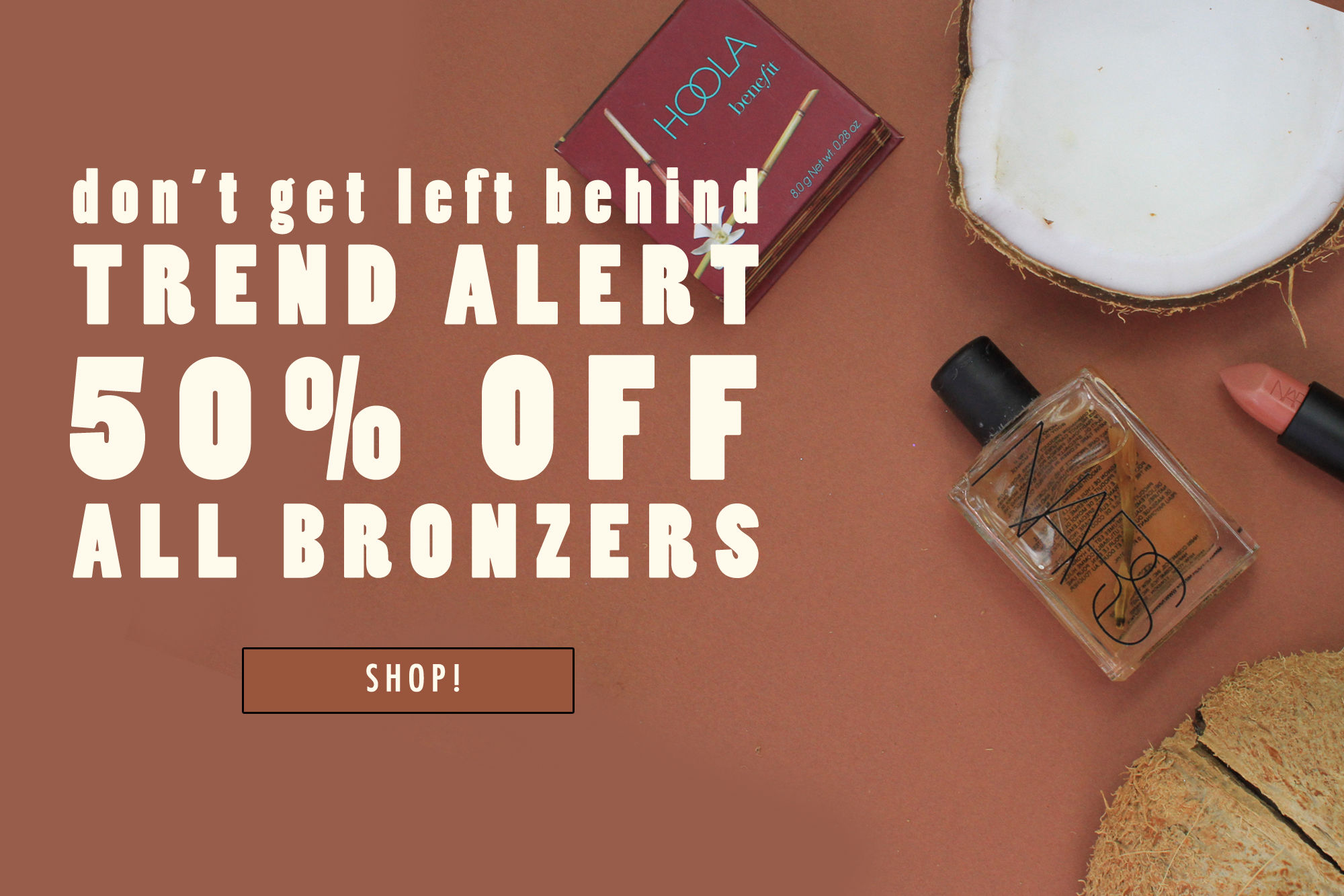 Stay Bronze and Bright all Summer!