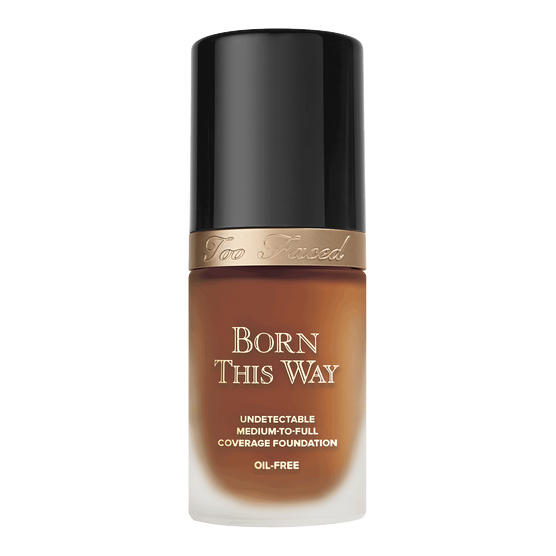 Too Faced Born This Way Foundation Spiced Rum