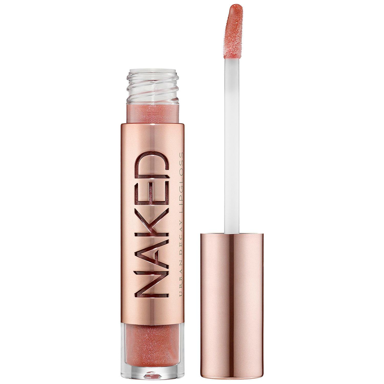 -Urban Decay NAKED Ultra Nourishing Lip Gloss Naked