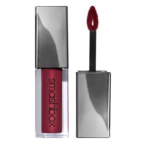 Smashbox Always On Metallic Matte Liquid Lipstick Vino Noir