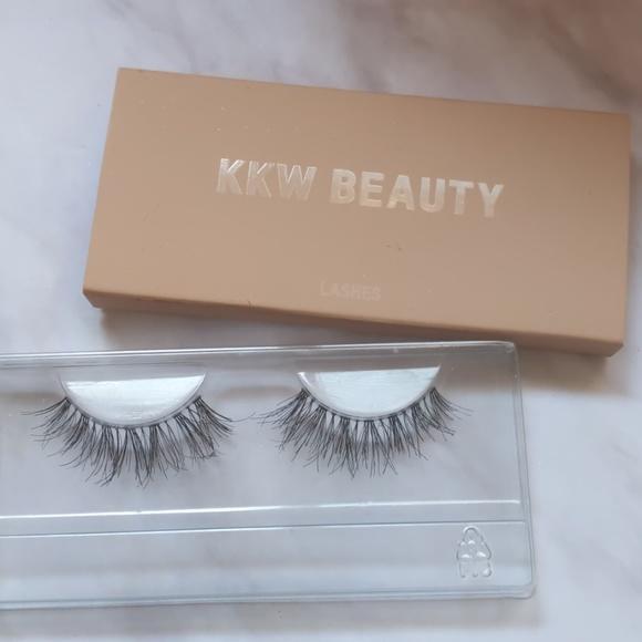 KKW Beauty Lashes Smokey Volume 1