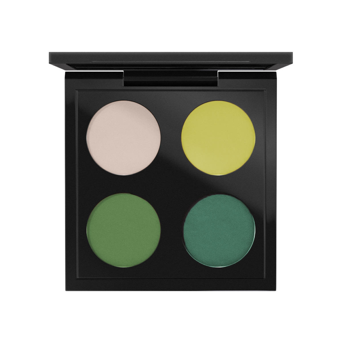 MAC Eyeshadow X4 Colour Scheme 3