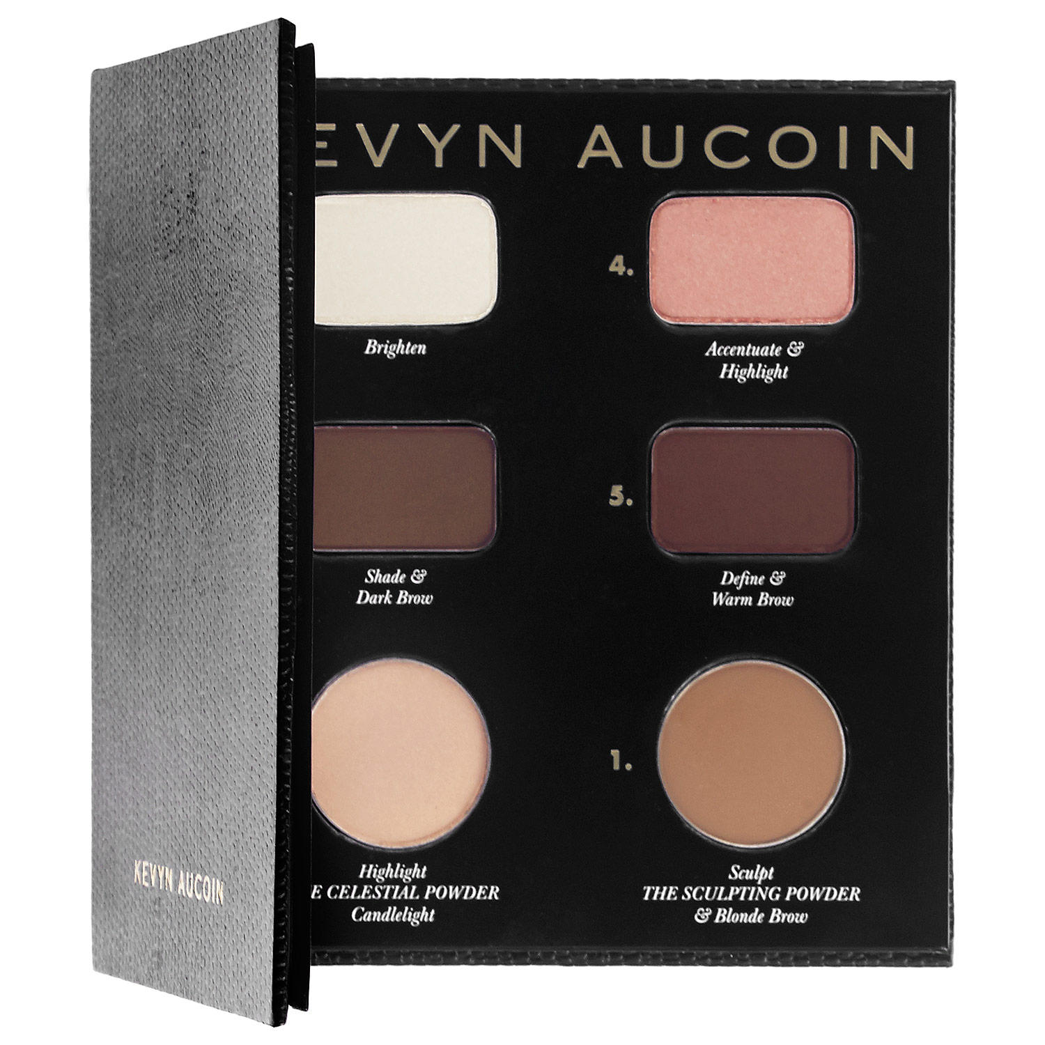 repeat-Kevyn Aucoin The Contour Book The Art of Sculpting + Defining