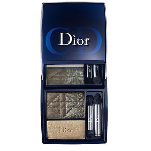 Dior 3 Couleurs Smoky Eyeshadow Palette Smoky Khaki 481