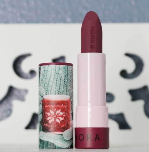 Sephora #Lipstories Sweater Weather 31
