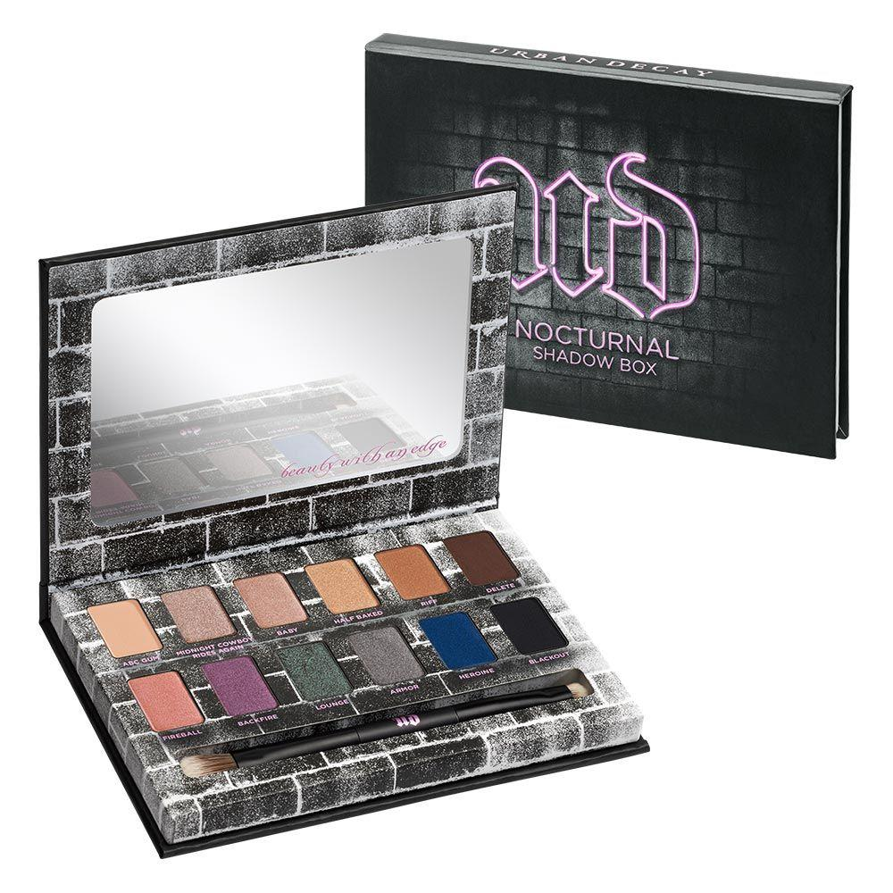 Urban Decay Eyeshadow Palette Nocturnal Shadow Box