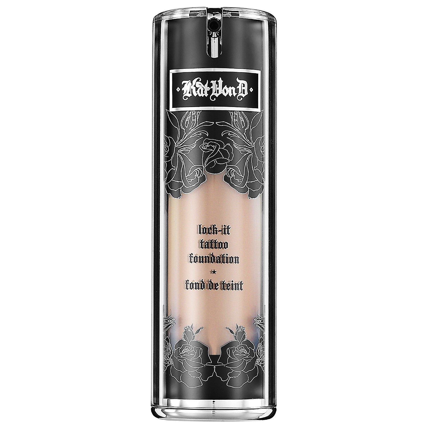 Kat Von D Lock It Tattoo Foundation Medium 52