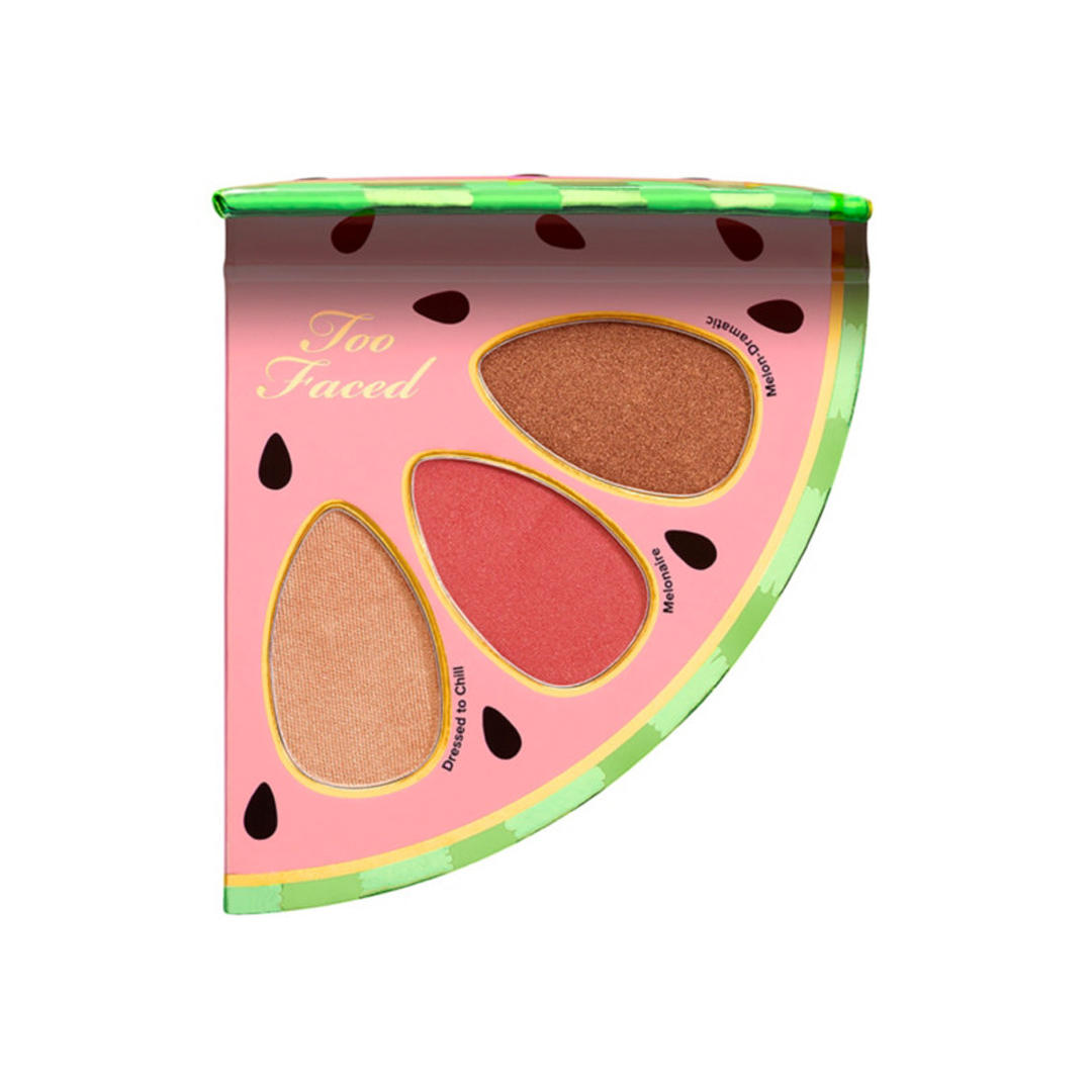 Too Faced Tutti Frutti Watermelon Slice Face Palette