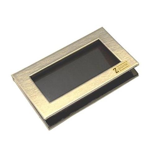 Z Palette Medium Gold Faux Leather