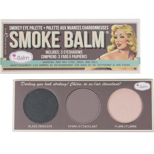 theBalm Smoke Balm Eye Palette