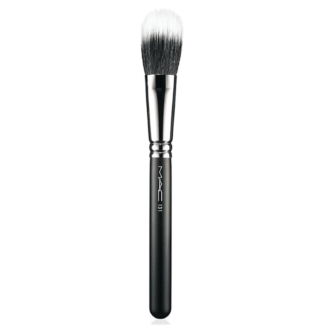 MAC Duo Fibre Powder & Blush Brush 131