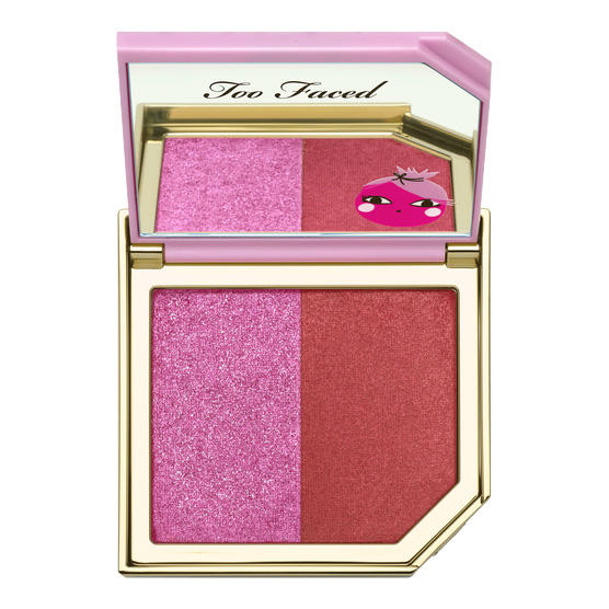 Too Faced Fruit Cocktail Blush Duo Plumagranate
