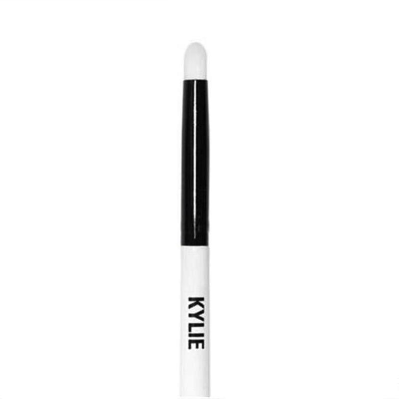 Kylie Crease Brush White