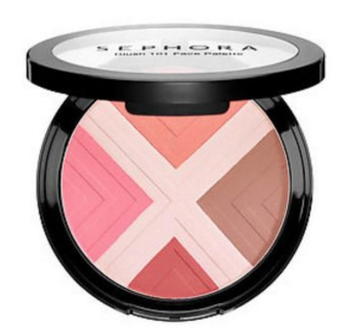 Sephora Blush 101 Face Palette