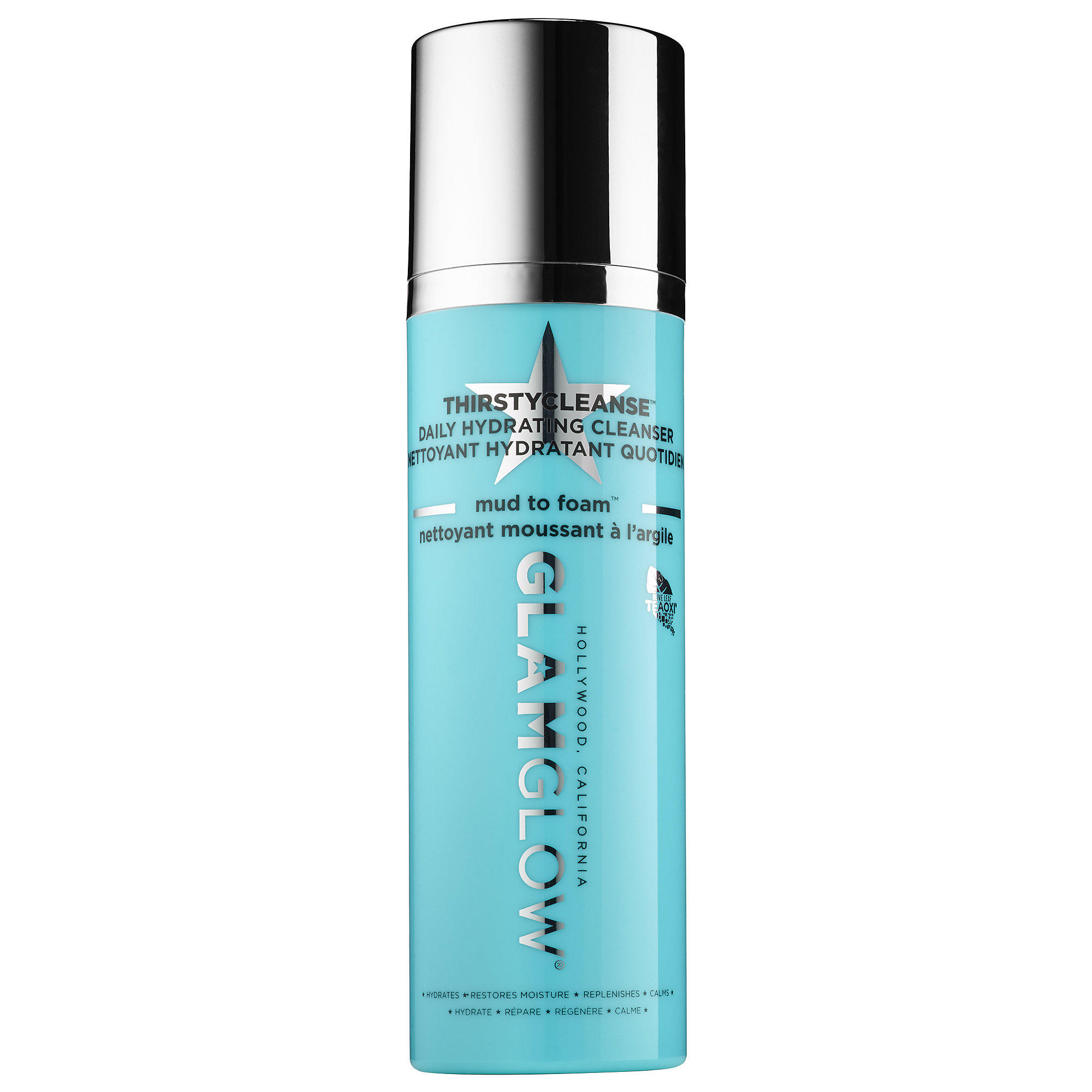Glamglow Thirstycleanse Daily Treatment Cleanser Mud To Foam 150g
