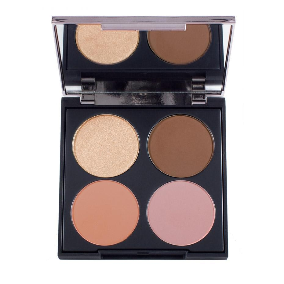 Makeup Geek Flawlessly Ever After Face Palette Bronze Baroness
