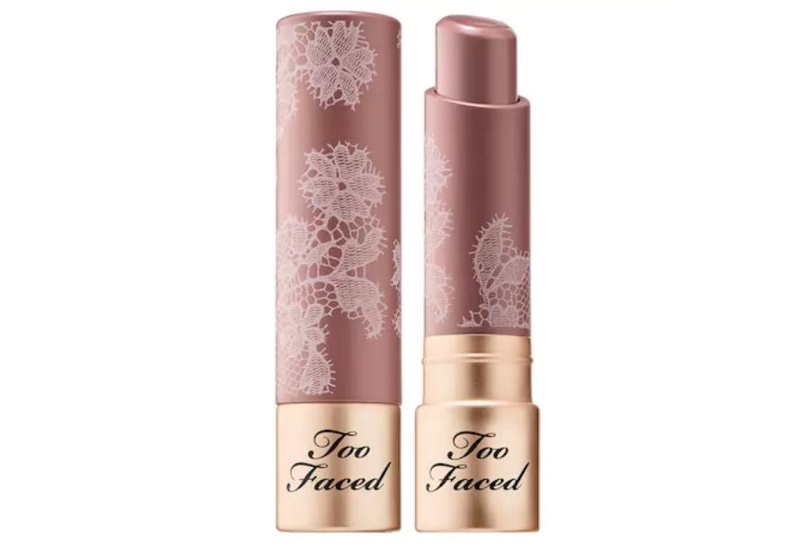 Too Faced Natural Nudes Lipstick Overexposed