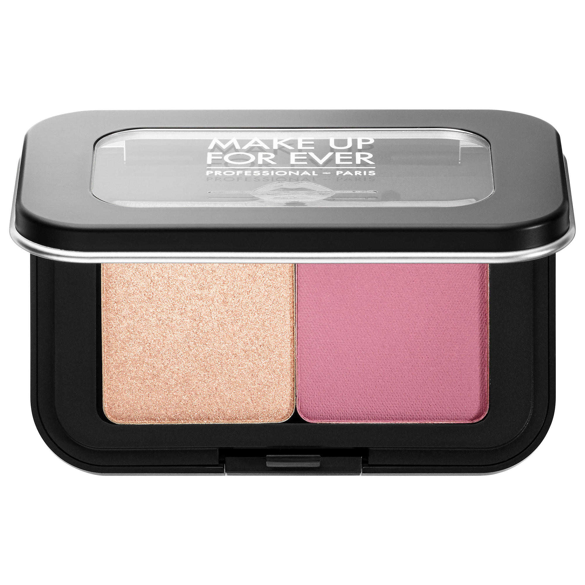 Makeup Forever Artist Face Color Mini Highlighter & Blush Duo