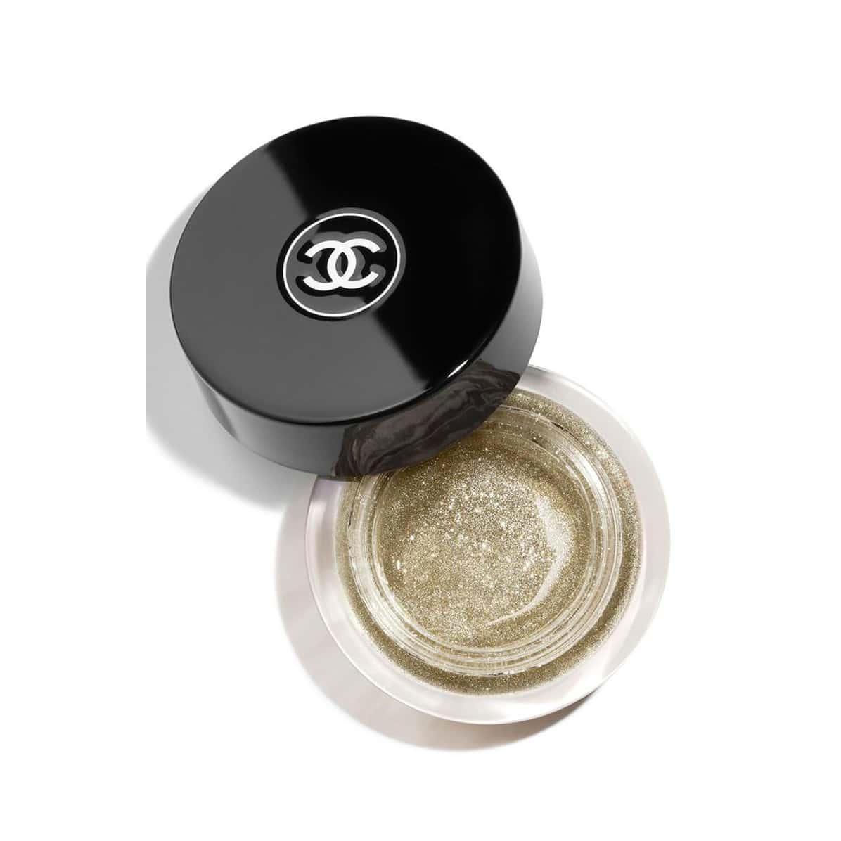 Chanel Le Gel Paillete Transparent Shimmering Gel