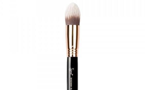 Sigma Tapered Kabuki Brush F86 Copper