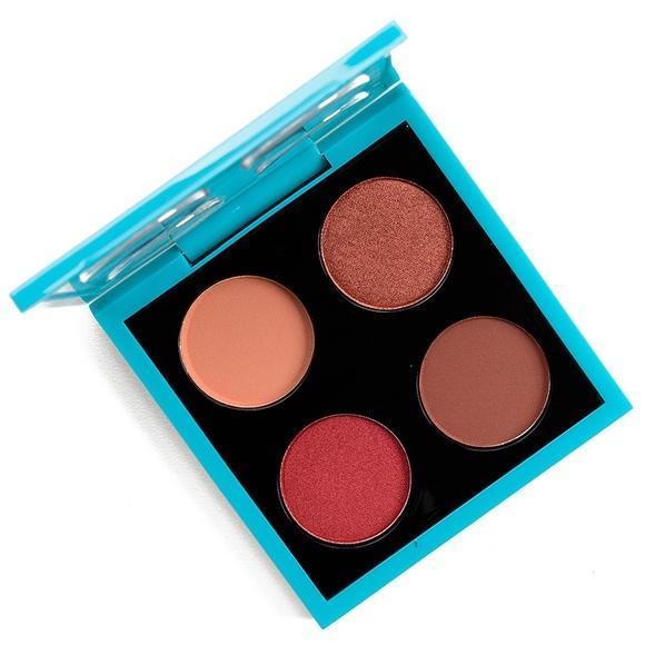 MAC x Patrick Starrr Eyeshadow Palette Heat Stroke