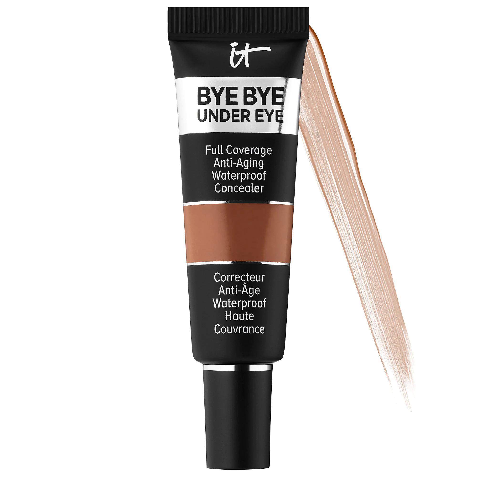 IT Cosmetics Bye Bye Under Eye Full Coverage Concealer Deep Sienna 43.5