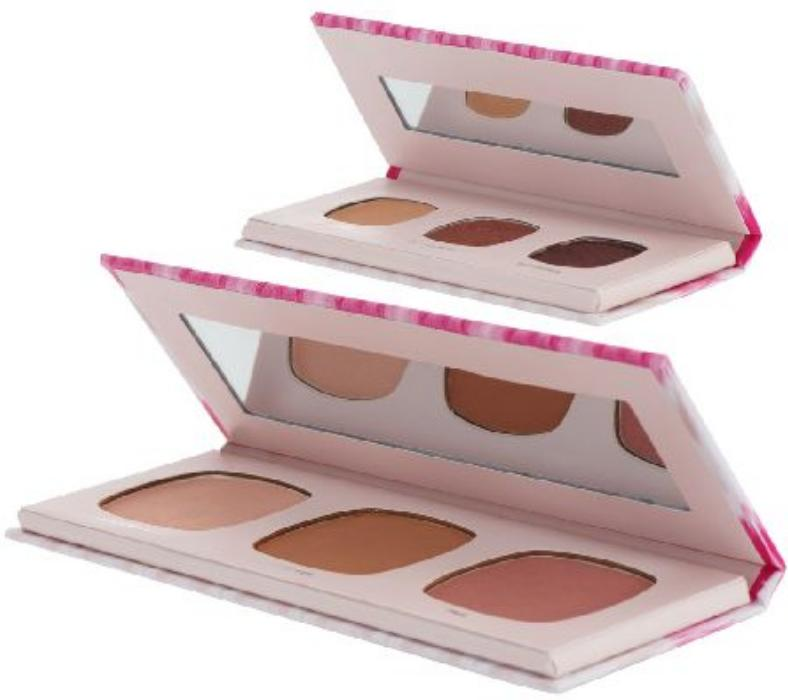 bareMinerals Ready Blush Palette The Good Vibes