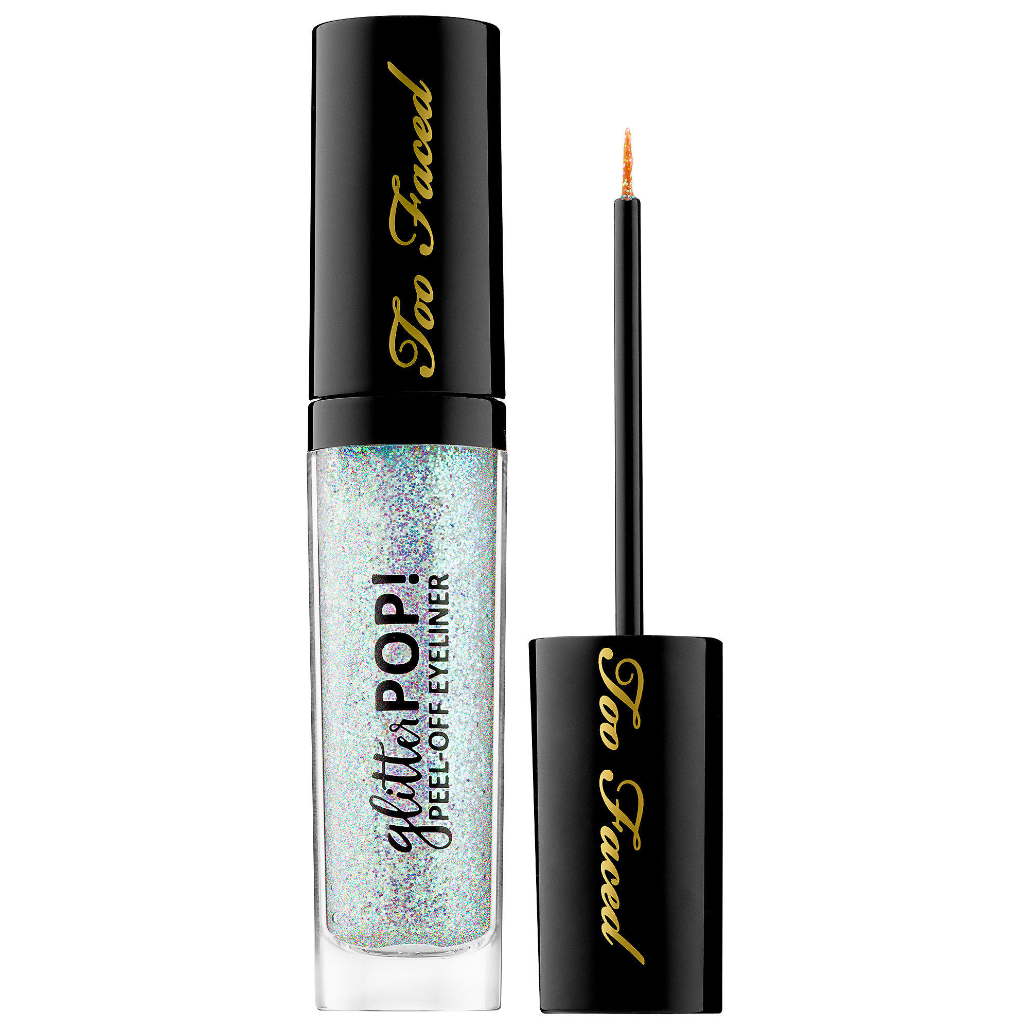 Too Faced Glitter POP! Peel-Off Eyeliner Glitter Ghost