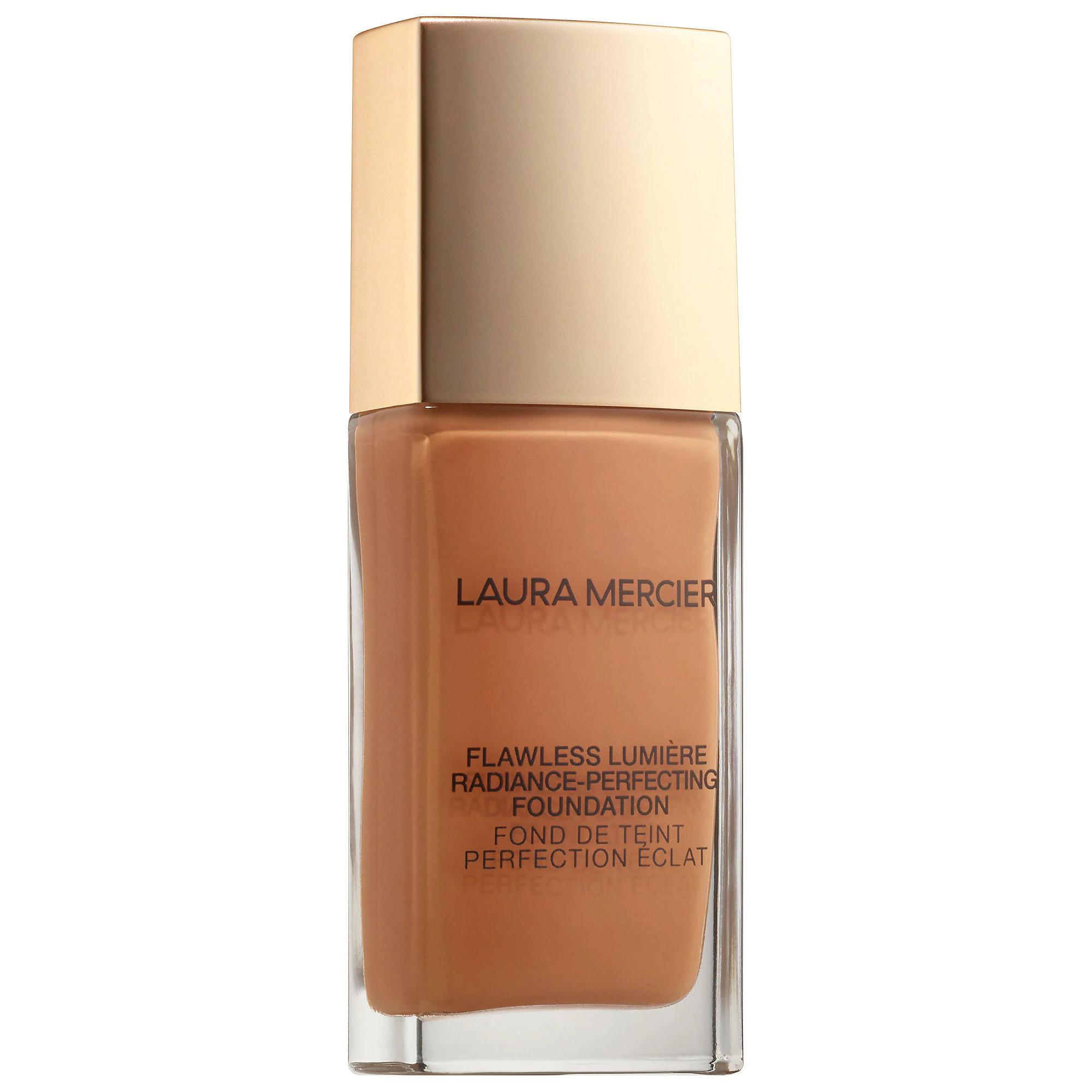 Laura Mercier Flawless Lumiere Radiance-Perfecting Foundation Pecan 5N1