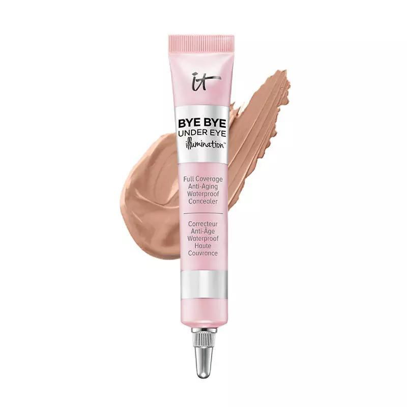 IT Cosmetics Bye Bye Under Eye Illumination Anti-Aging Concealer Light Mini