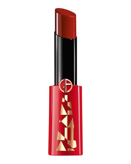 Giorgio Armani Ecstasy Shine Lipstick Scarlatto Excess 403