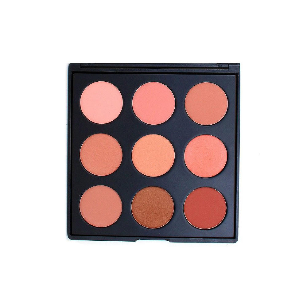 Morphe The Naturally Blushed Palette 9N