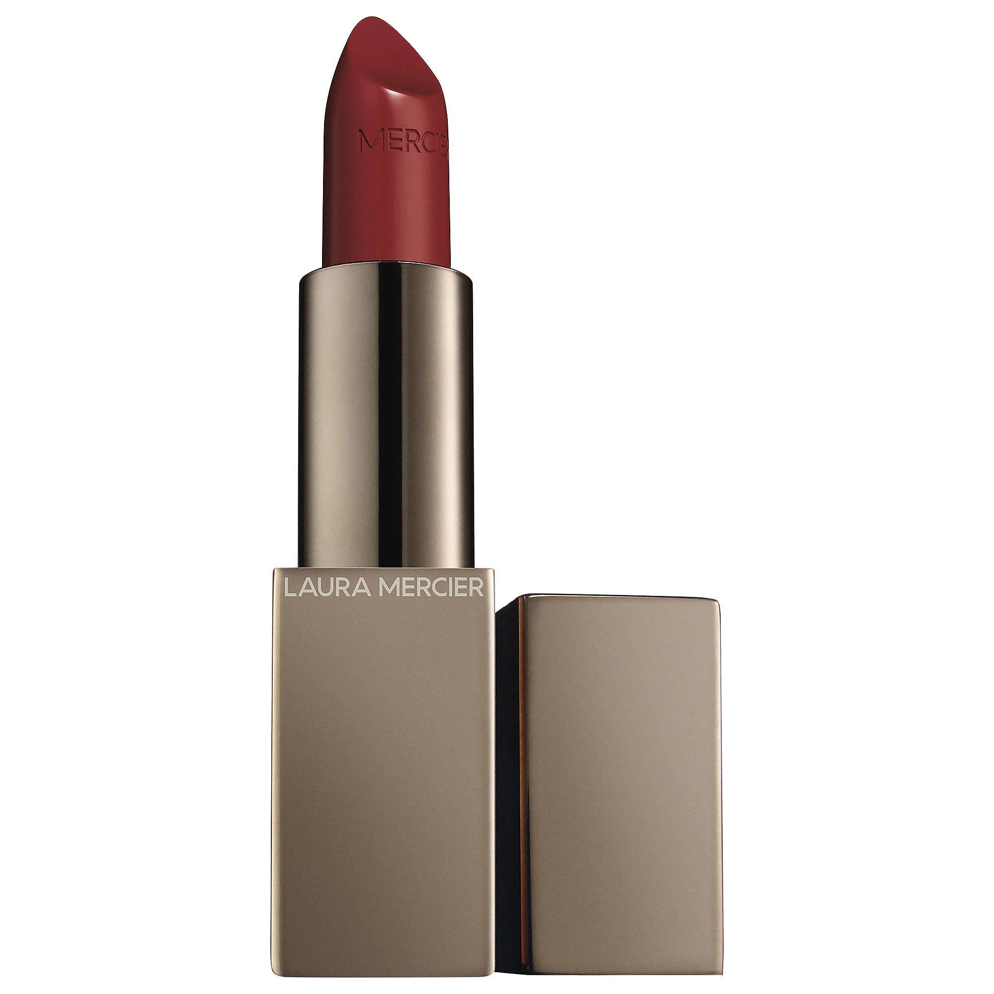 Laura Mercier Rouge Essentiel Silky Crème Lipstick Rouge Profond