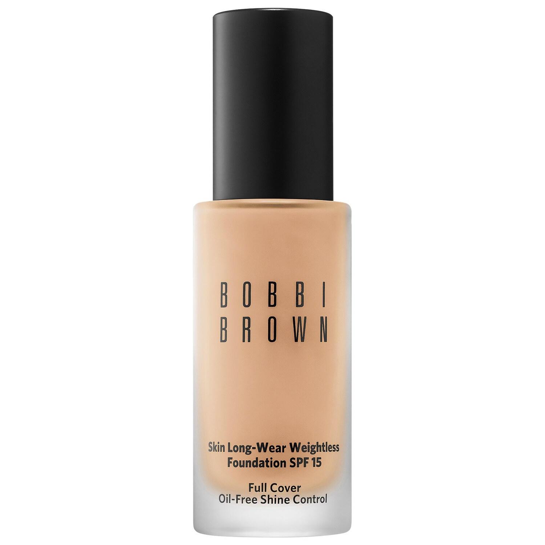 Bobbi Brown Skin Long-Wear Weightless Foundation SPF 15 Natural 4